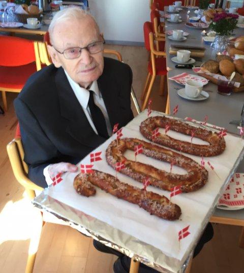 100 års fest Dragsholmlokalhistorie 100 års fest